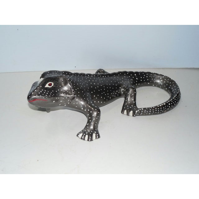 Hand Painted Ceramic Gecko - Image 3 of 6