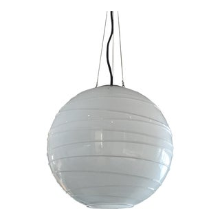 Circa Lighting Visual Comfort Hailey Medium Round Pendant Light For Sale