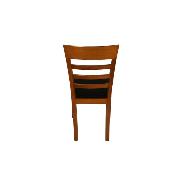 Four A. Sibau Italian Vintage Dining Room Chairs For Sale - Image 11 of 13
