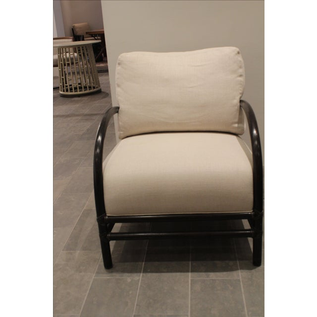 McGuire Orlando Diaz-Azcuy Toscana™ Lounge Chair - Image 2 of 5