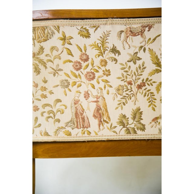 Art Nouveau Parlor Furniture - Set of 5 For Sale - Image 9 of 11