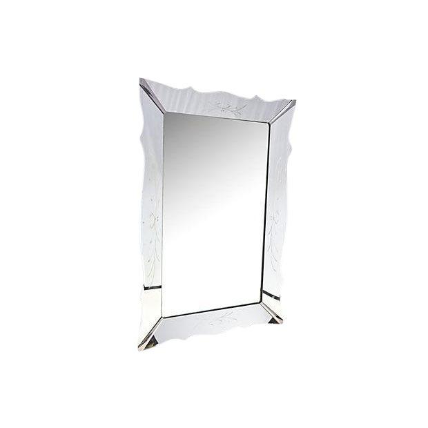 Huge Venetian Mirror For Sale