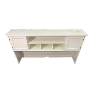White Painted Console For Sale