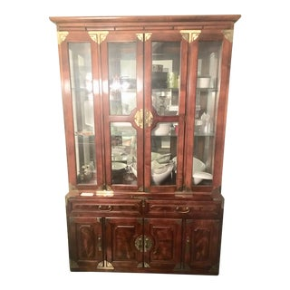 Berhardt Hollywood Regency China Cabinet