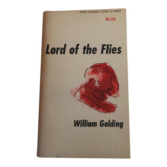 Lord of the Flies by William Golding, 1959 For Sale
