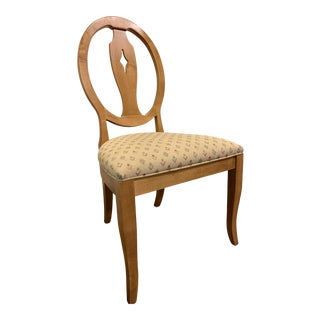Ethan Allen Country Color Side Chair For Sale