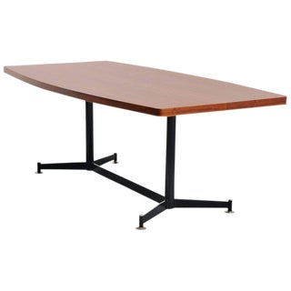 Ignazio Gardella Style Dining Table, Italy, 1950 For Sale