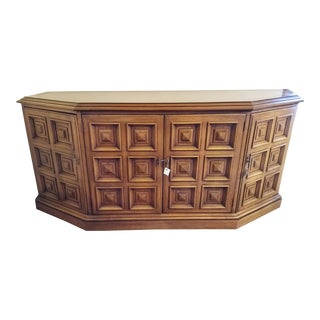 Vintage Drexel Esperanto Credenza - Will Be Delisted on April 29th!! Get It Before It Is Gone!