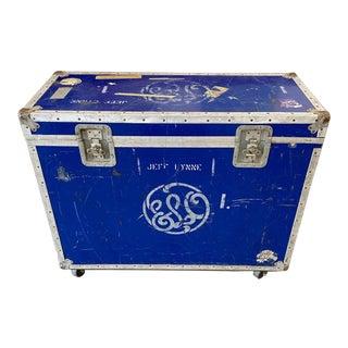 Jeff Lynne Speaker Cabinet & Road Case of Electric Light Orchestra For Sale
