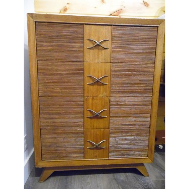 Mid-Century Modern Chest of Drawers by Paul Frankl For Sale - Image 9 of 9