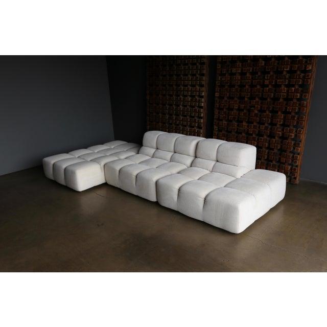 "Patricia Urquiola "" Tufty-Time "" Sofa for B&b Italia Circa 2005 For Sale - Image 12 of 12"
