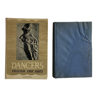 Dancers Through the Ages Prelude to Ballet Books - a Pair For Sale