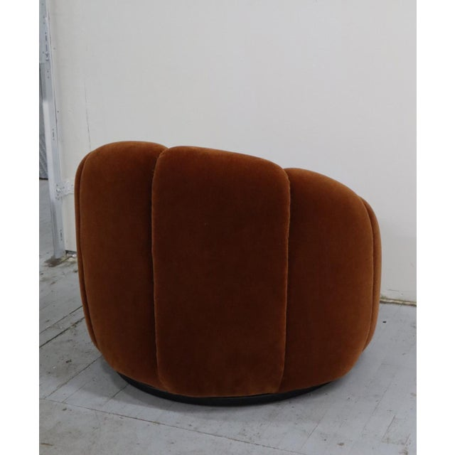 Mid Century Style Lotus Chair For Sale - Image 4 of 6