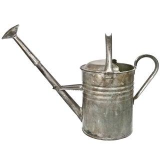 Refurbished Vintage Galvanized Watering Can