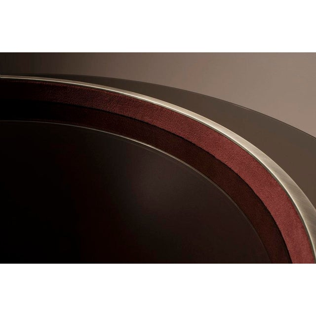 Contemporary Contemporary Torus Coffee Table, Made by Robert Sukrachand in Usa For Sale - Image 3 of 5