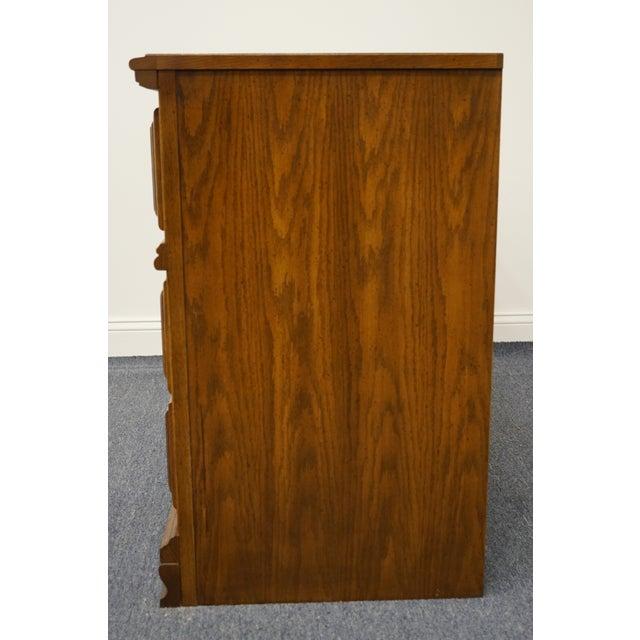 Sumter Cabinet Co. Walnut Italian Provincial Double Dresser For Sale - Image 9 of 12