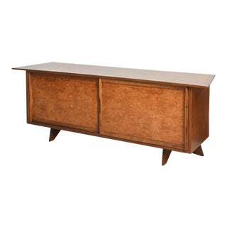 American Modern Two-Door Credenza, by Nakashima For Sale