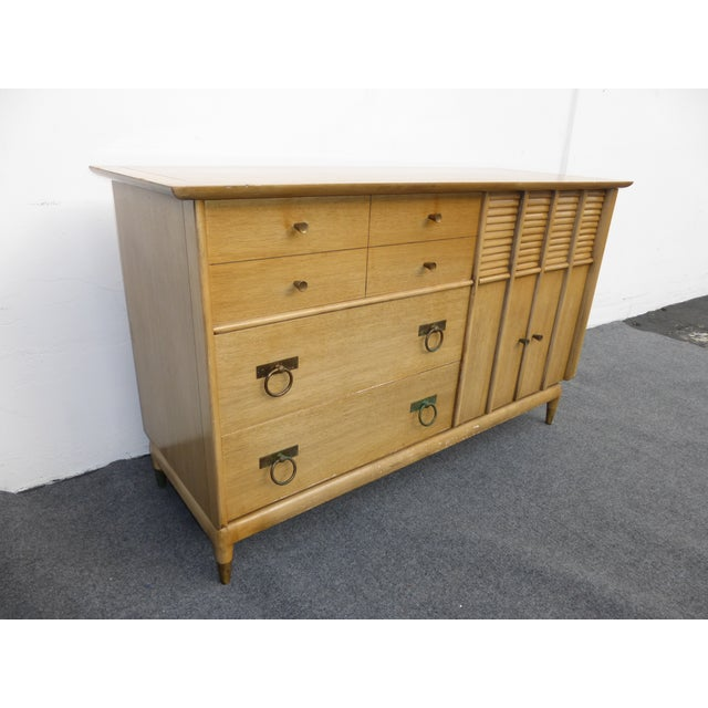 Mid-Century Danish Modern Buffet Sideboard - Image 3 of 11