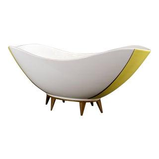 Siegmund Schütz Modernist Bowl for Kpm Berlin For Sale