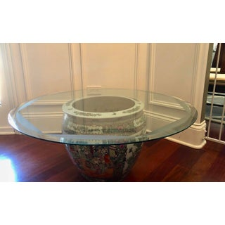 Chinoiserie Planter Base Coffee Table Preview