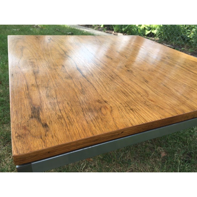 Knoll Square Coffee Table - Image 5 of 7
