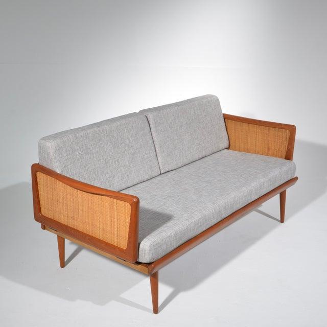 Brown Peter Hvidt & Orla Mølgaard-Nielsen Fd451 Daybed Living Room Set For Sale - Image 8 of 13