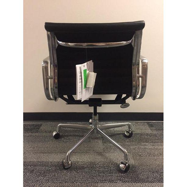 Eames Leather Office Chair - Image 3 of 5