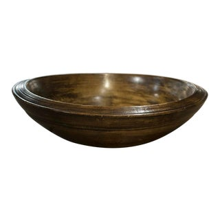 English Dairy Bowl For Sale