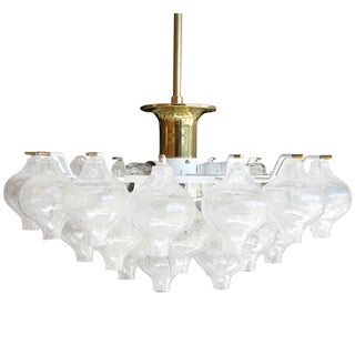 Kalmar 'Tulipan' Chandelier For Sale