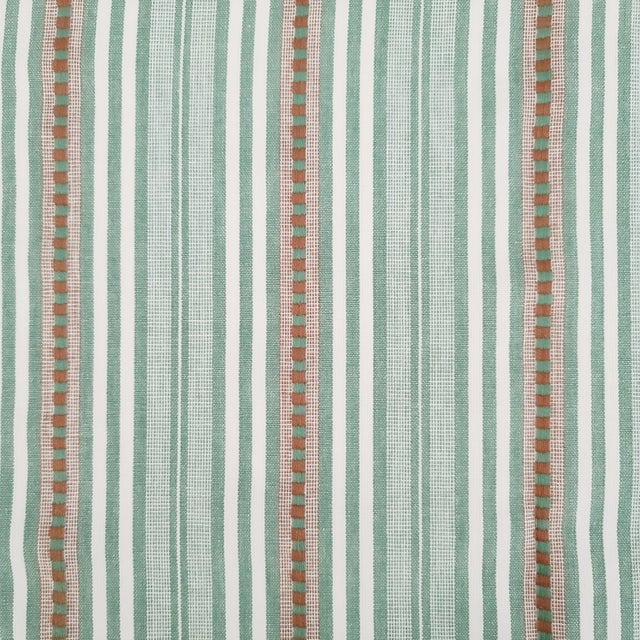 This listing is for a beautiful Holland & Sherry designer fabric. Manufacturer: Holland & Sherry Pattern: Santorini Stripe...