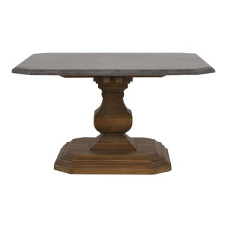 Edmond Pine Cafe Table For Sale