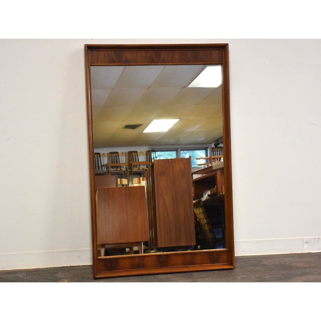Kent Coffey Perspecta Mid Century Mirror For Sale In Boston - Image 6 of 7