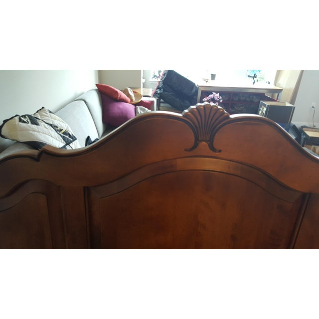 Ethan Allen French Country Twin Headboard - Image 3 of 3