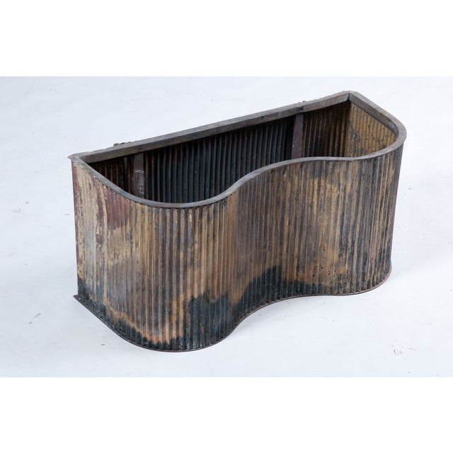 Large Italian Brass Planter - Image 2 of 3