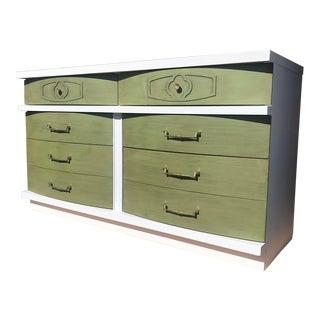 Mid Century Modern Bassett LowBoy Dresser For Sale