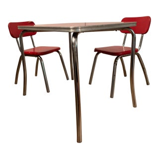 Daystrom Children's Table & Chairs For Sale