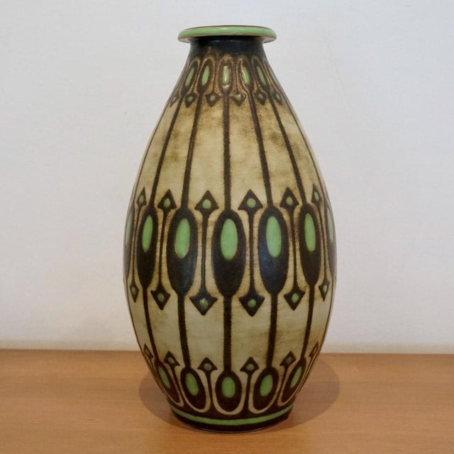 "This listing is for a Charles Catteau vase. Purchased From: ""The Collection of Melva Bucksbaum"" Always on the lookout for..."