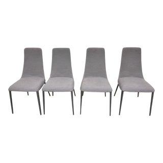 Calligaris Italian Etoila Chairs - Set of 4 For Sale