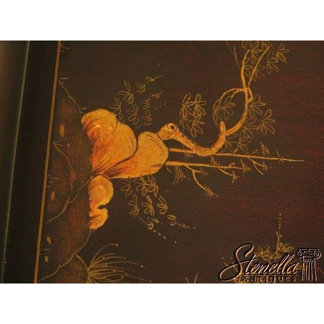 Theodore Alexander #1102-189 Chinoiserie Tray Top Coffee Table For Sale In Philadelphia - Image 6 of 11