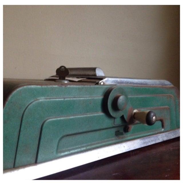 United Autographic Register Art Deco Cash Machine - Image 3 of 11