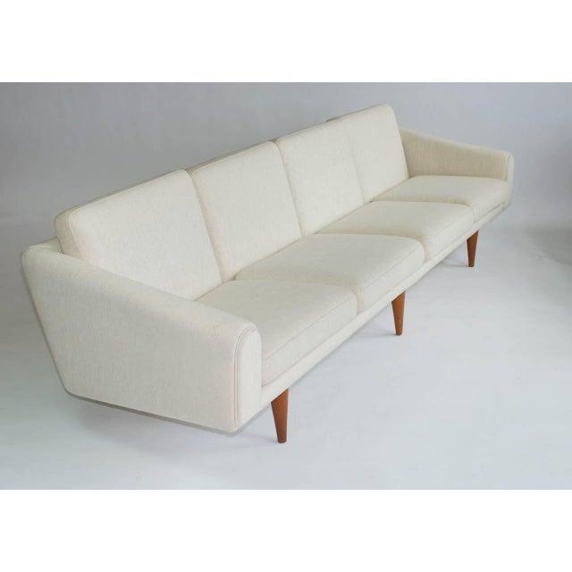 Illum Wikkelsø Illum Wikkelsø Sofa For Sale - Image 4 of 8