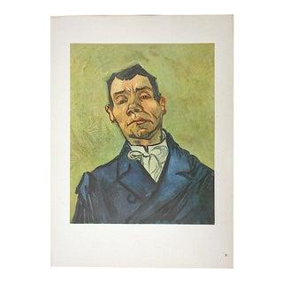 Vintage Ltd. Ed. Post-Impressionist Lithograph-Vincent Van Gogh (Fr. 1853-'90)