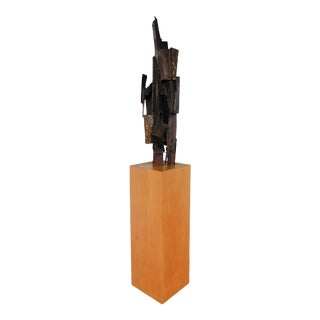Exceptional Modern Bronze Sculpture by Henri Marie Rose For Sale