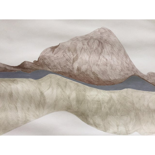 California Landscape Lll Abstract by J C Henderson - Image 4 of 6