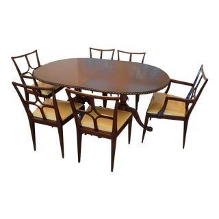 1946 Charak Dining Tables and Chairs - Dining Set For Sale
