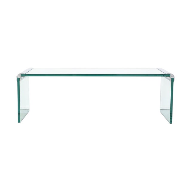 Pace Waterfall Coffee Table For Sale