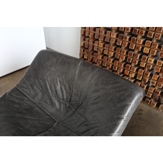 1980s Gerard Van Den Berg Butterfly Chairs For Sale - Image 5 of 11