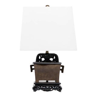 Lawrence & Scott Yoru Table Lamp For Sale