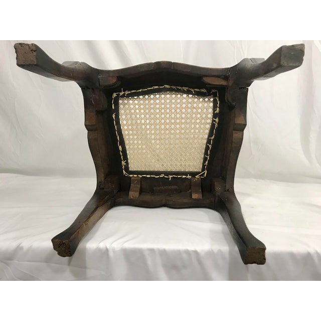 Louis XV Period Side Chair For Sale - Image 6 of 7