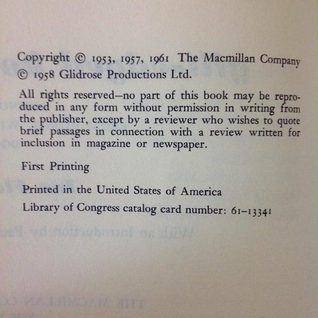 Mid-Century Modern Ian Flemming Gilt Edged Bonds 1st Printing For Sale - Image 3 of 4